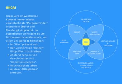 Das wahre Ikigai – Definition und Erklärung